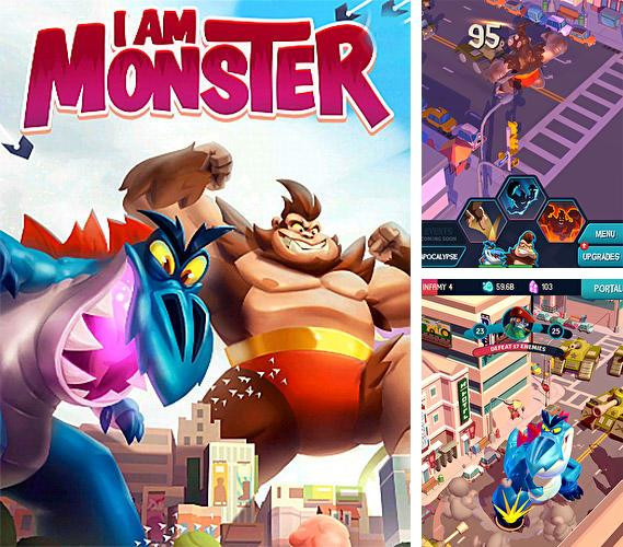 I am monster: Idle destruction