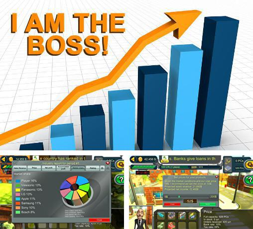 I am the boss! Multiplayer 3D