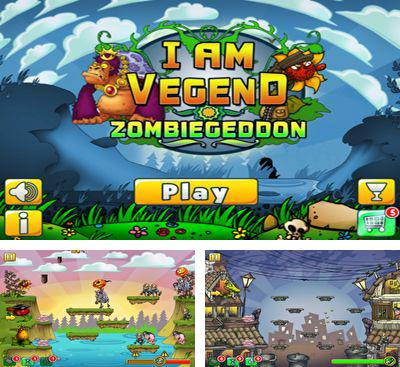 In addition to the game Rescue Roby for Android phones and tablets, you can also download I Am Vegend Zombiegeddon for free.