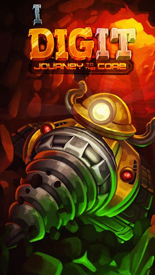 I dig it: Journey to the core poster