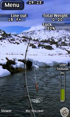 Screenshots von i Fishing Fly Fishing Edition für Android-Tablet, Smartphone.