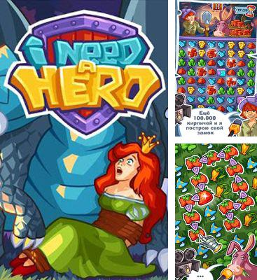 In addition to the game Gears Of Time for Android phones and tablets, you can also download I Need A Hero for free.