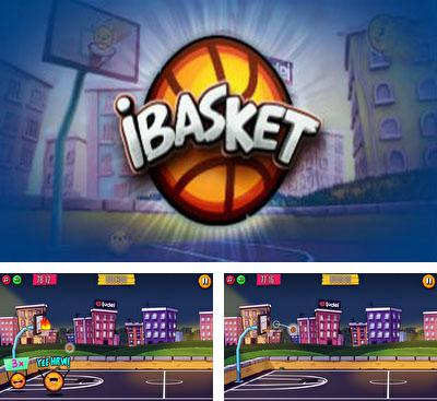 In addition to the game Happy Dinos for Android phones and tablets, you can also download iBasket for free.