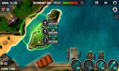 Get full version of Android apk app iBomber Defense Pacific for tablet and phone.