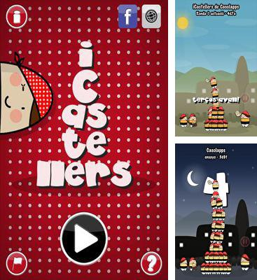 In addition to the game Patientia for Android phones and tablets, you can also download iCastellers for free.