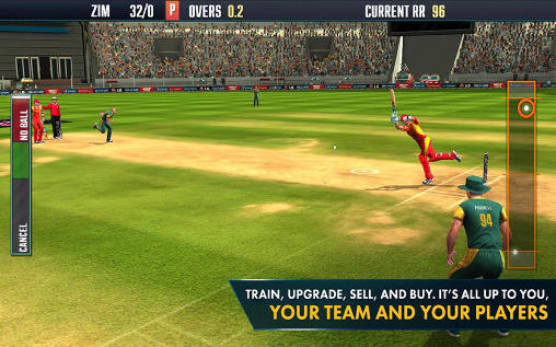 Screenshots von ICC pro cricket 2015 für Android-Tablet, Smartphone.