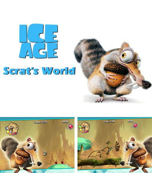 Ice age: Scrat's world