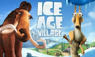 Ice Age Village poster