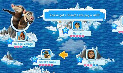 Ice Age Village screenshot 2