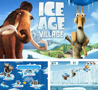 In addition to the game Cars: Fast as Lightning for Android phones and tablets, you can also download Ice Age Village for free.