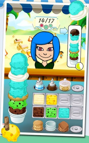 Ice cream screenshot 2
