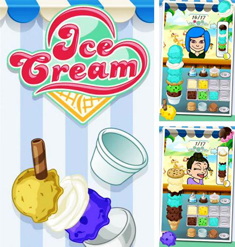 In addition to the game Magic Yum-Yum for Android phones and tablets, you can also download Ice cream for free.