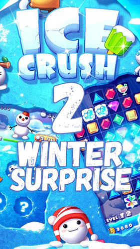Ice crush 2: Winter surprise poster