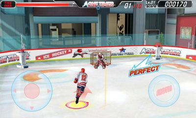 Ice Hockey - One Timer screenshot 2