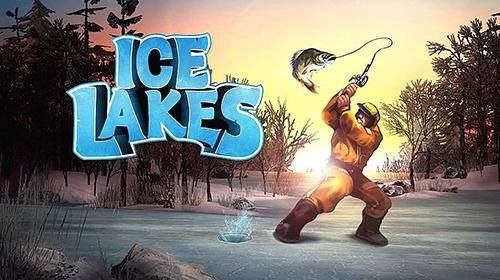 Ice lakes poster