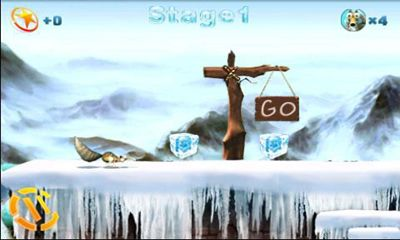 Download Ice Runner Android free game.