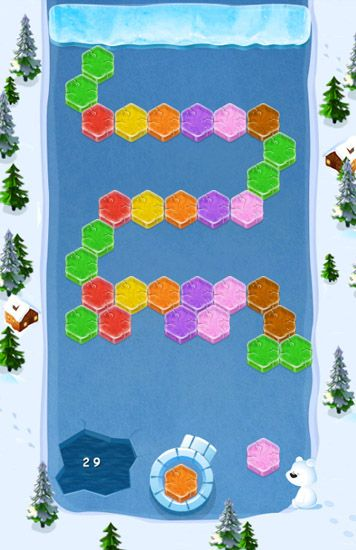 Screenshots do Ice shooter - Perigoso para tablet e celular Android.