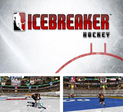 In addition to the game Hockey Fight Pro for Android phones and tablets, you can also download Icebreaker Hockey for free.
