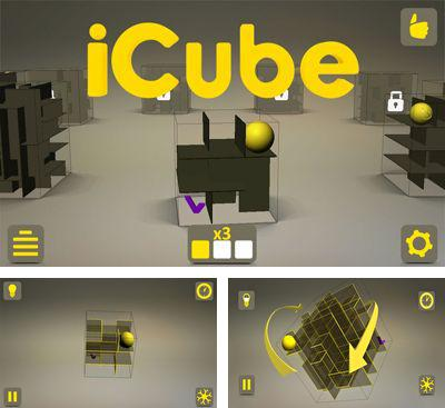 In addition to the game Yeti on Furry for Android phones and tablets, you can also download iCube for free.