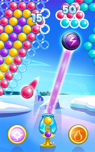 Icy bubbles screenshot 3