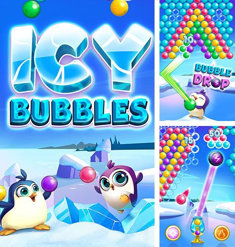 Icy bubbles