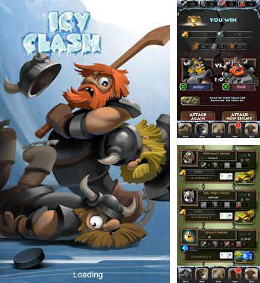 In addition to the game Trollum for Android phones and tablets, you can also download Icy Clash for free.