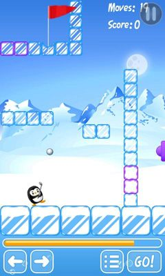 Jogue Icy Golf para Android. Jogo Icy Golf para download gratuito.