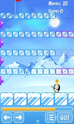 Screenshots do Icy Golf - Perigoso para tablet e celular Android.
