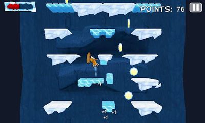 Screenshots of the Icy Joe Extreme for Android tablet, phone.