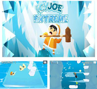 In addition to the game Egyptian Pyramids for Android phones and tablets, you can also download Icy Joe Extreme for free.