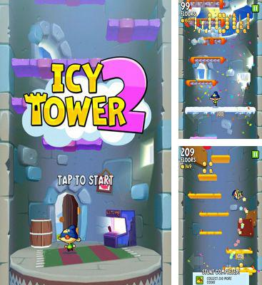 Game icy tower 2 fast egt sensor
