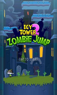 Icy Tower 2 Zombie Jump poster