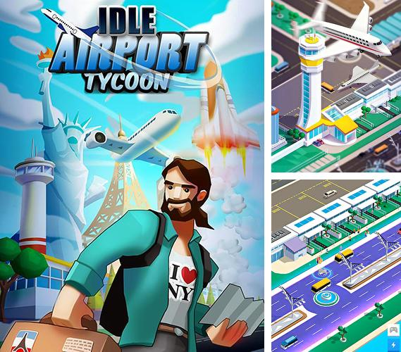 Idle airport tycoon: Tourism empire