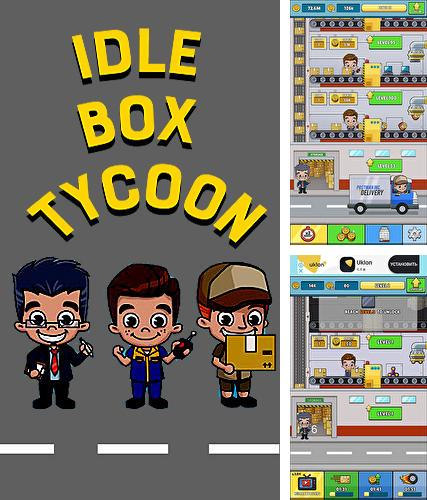 Idle box tycoon: Incremental factory game