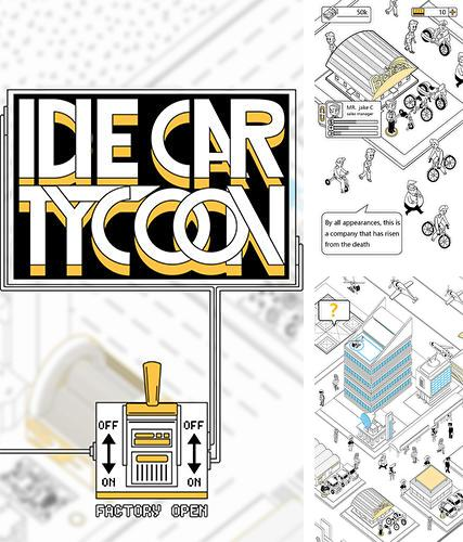 Idle car tycoon: Money and business adventure