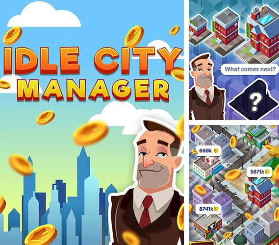 ​Idle​ ​city​ ​manager