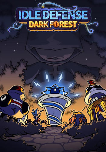 Idle defense: Dark forest poster