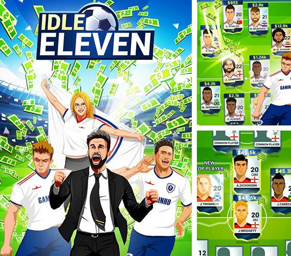 Idle eleven: Be a millionaire football tycoon