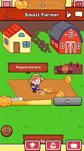 Idle farm inc. Agro tycoon simulator screenshot 2