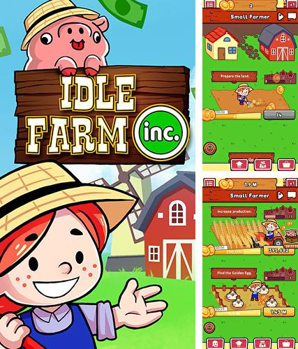 Idle farm inc. Agro tycoon simulator