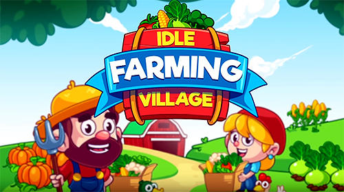 Idle farming village: Happy hay farm village
