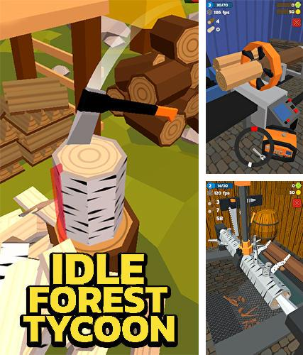 Idle forest tycoon