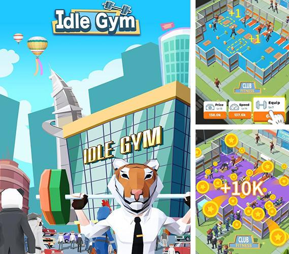 Idle gym: Fitness simulation game