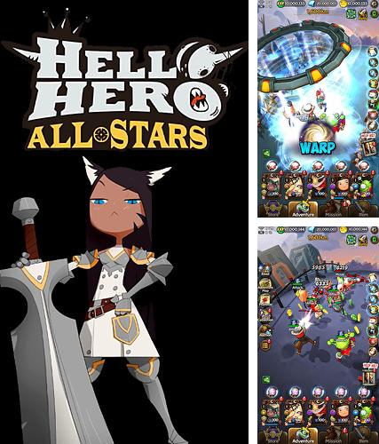 In addition to the game Idle: Hello hero all stars for Android, you can download other free Android games for Qumo Quest 504.