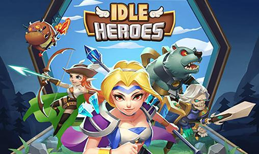 Idle heroes poster