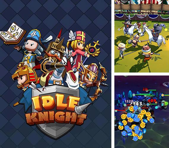 Idle knight: Fearless heroes