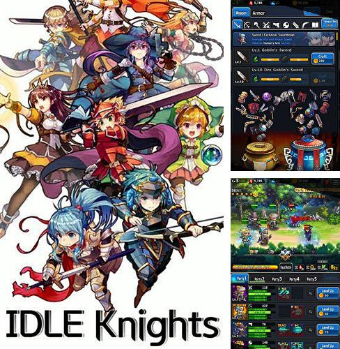 Idle knights