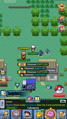 Download Game RPG Android Idle League AFK Pixel Alliance