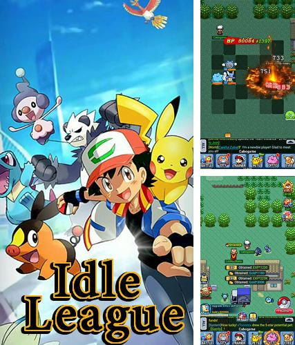 Idle league: AFK pixel alliance