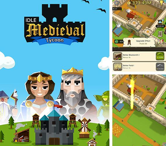 Idle medieval tycoon: Idle clicker tycoon game